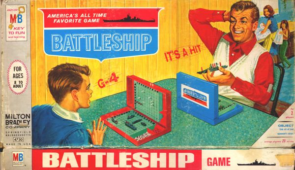Battleship - Crap Game Kobestarr.com