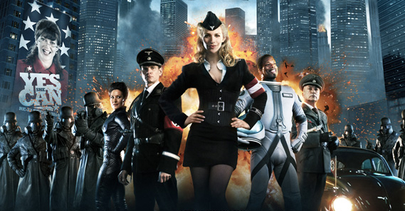 Letter to Kermode and Mayo #5 Iron Sky